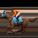 конные скачки (оливковый тон)