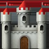 Европейский замок
