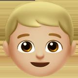 мальчик (светло-коричневый тон)