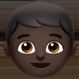 мальчик (черный тон)