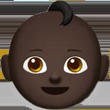ребёнок (черный тон)