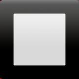 Маленький белый квадрат в большом чёрном
