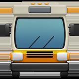 Приближающийся автобус