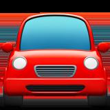 Приближающийся автомобиль