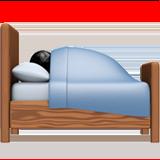 Спит в отеле
