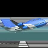 Вылет самолёта
