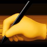 пишущая рука