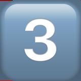 кнопка «три»