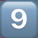 кнопка «девять»