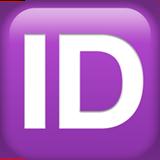 Квадрат ID