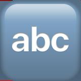 Ввод латинского алфавита