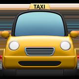 Приближающееся такси