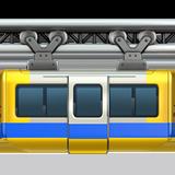 подвесная железная дорога